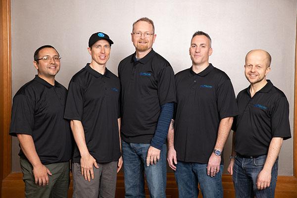IntelliSurvey's Team Leaders