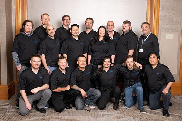 IntelliSurvey Team Sargent