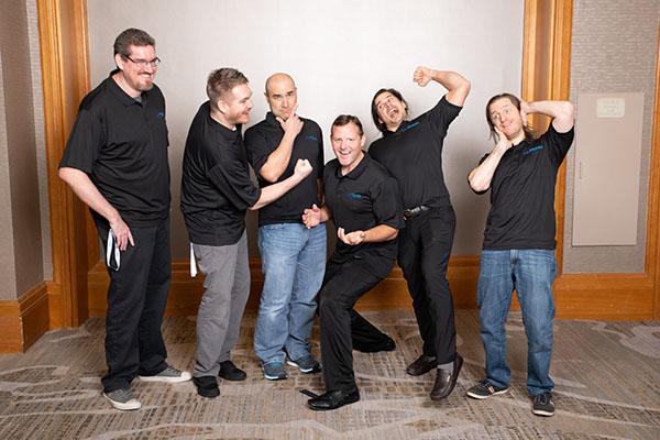 IntelliSurvey's Team Rood
