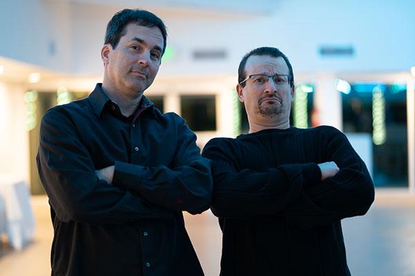 IntelliSurvey Co-Founders Rob and Jon